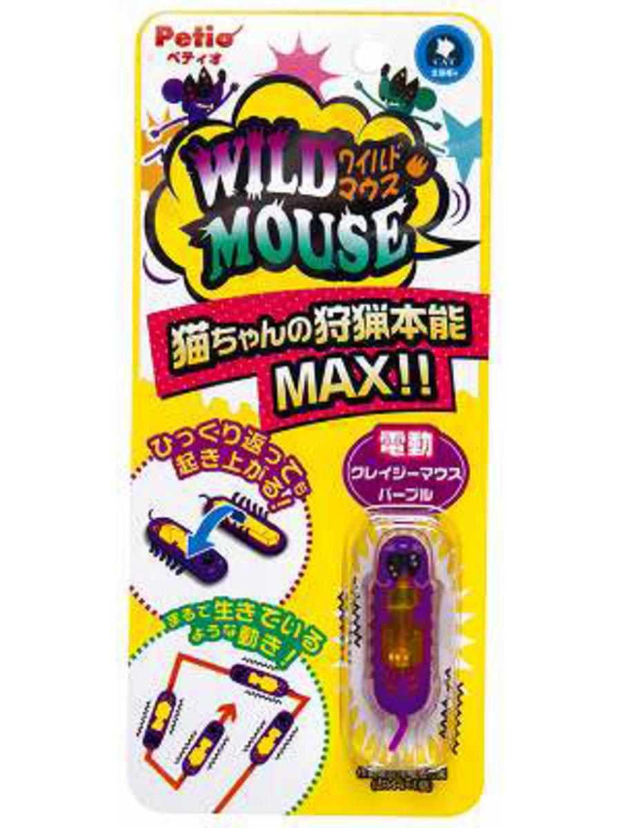 日本 PETIO 貓貓電動玩具