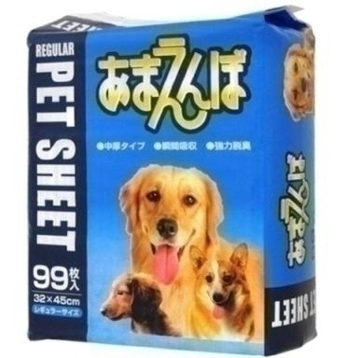 日本 KPG 寵物尿片99片裝 - 32x45cm