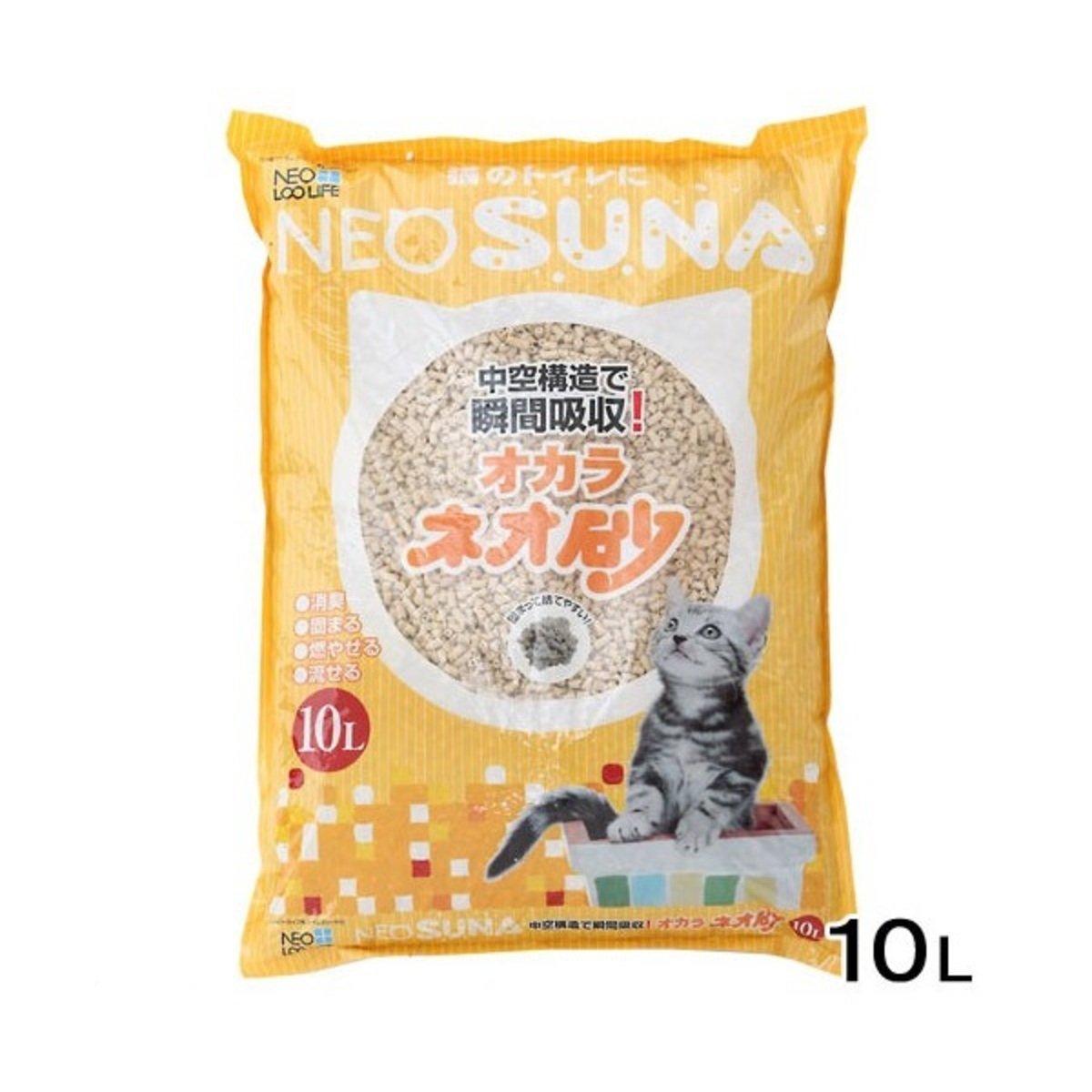 日本 NEO 通心豆腐貓砂 10L裝