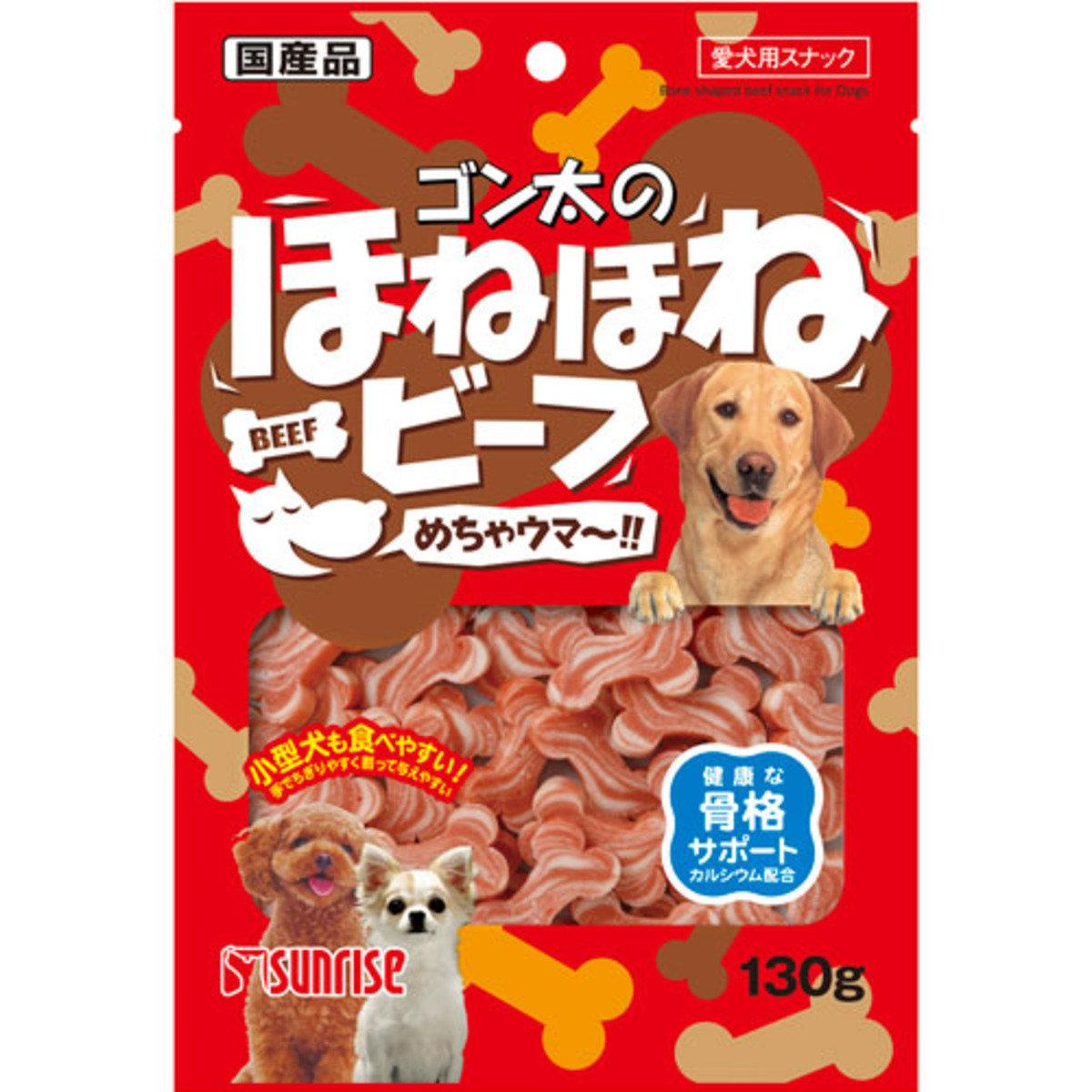 日本 SUNRISE 健骨牛肉乾 130g