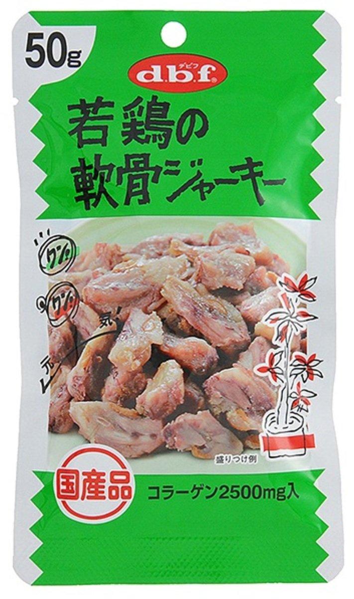 日本 DBF 雞軟骨 50g