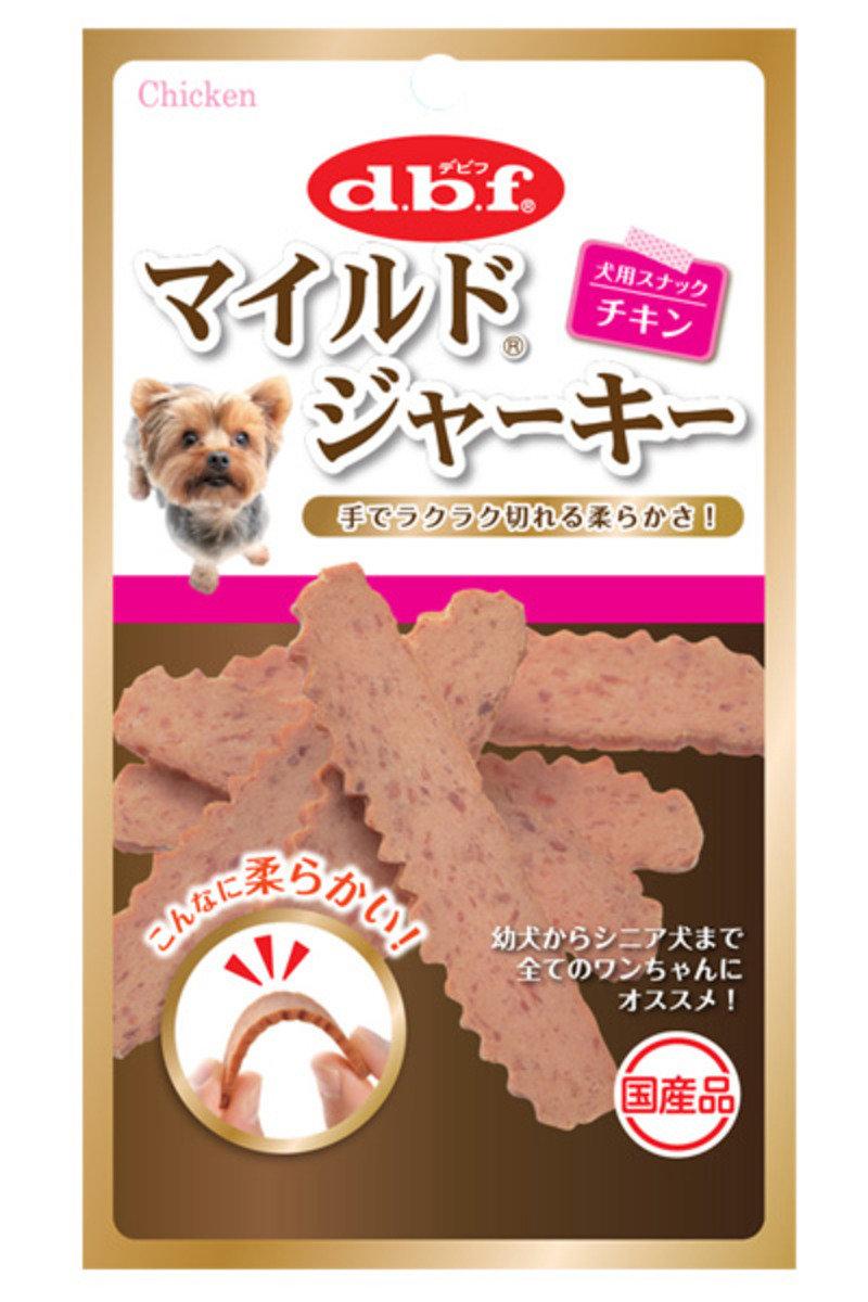 日本 DBF 雞肉雞肝片 40g     到期日: 6/17