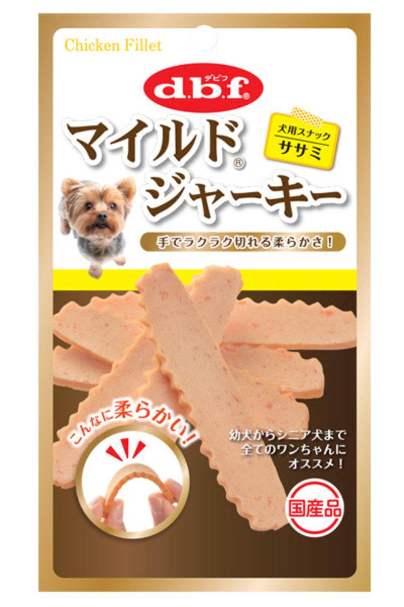 日本 DBF 雞肉片 40g      到期日: 5/17