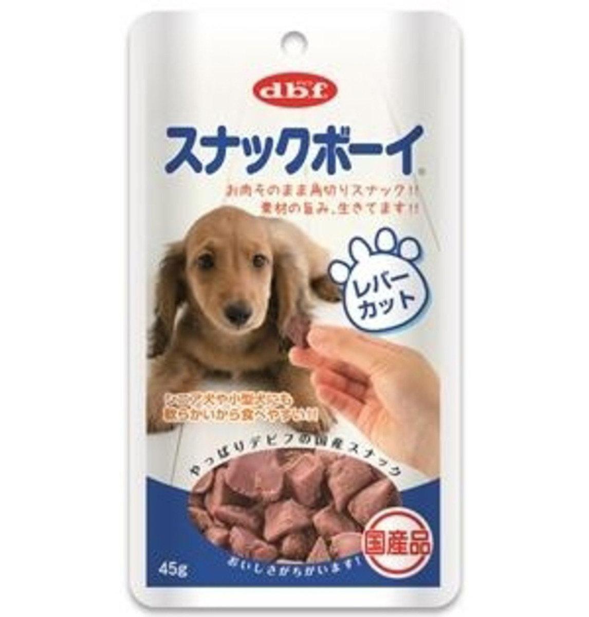 日本 DBF 雞肝粒 45g