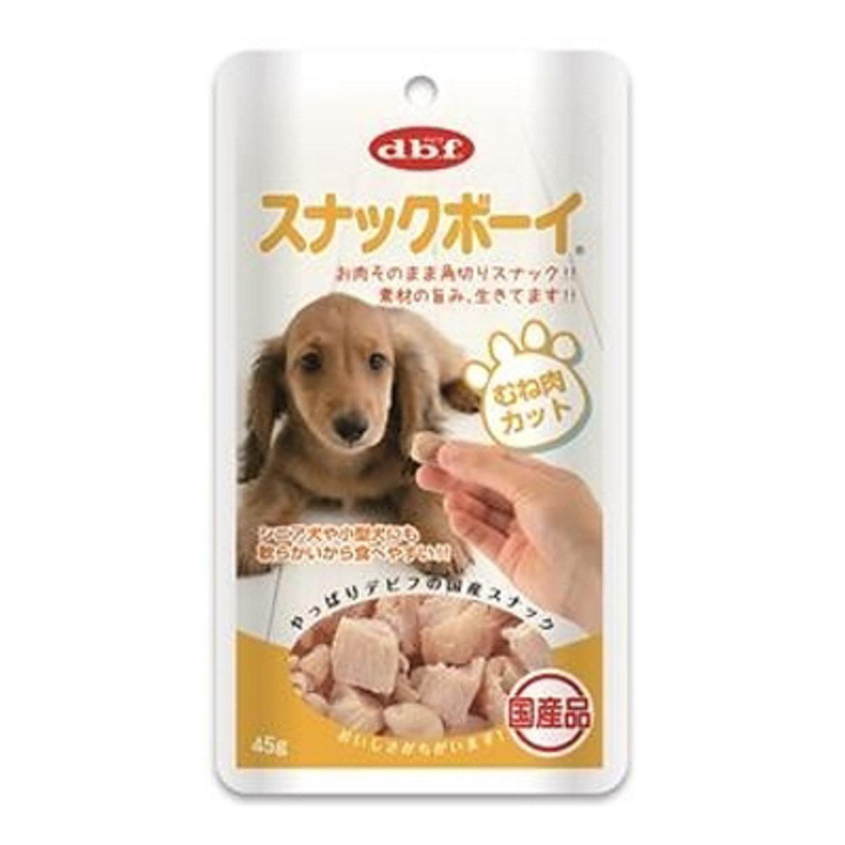 日本 DBF 雞胸肉粒 45g