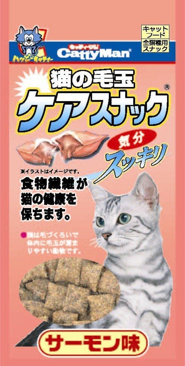 CattyMan 三文魚味去毛球脆脆 35g