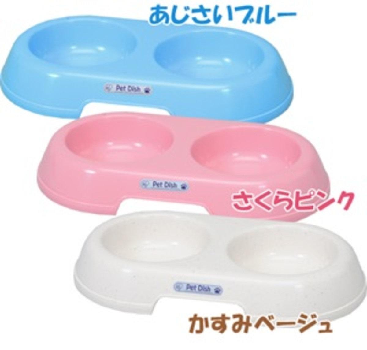 日本 IRIS 寵物雙用碗 - 綠色