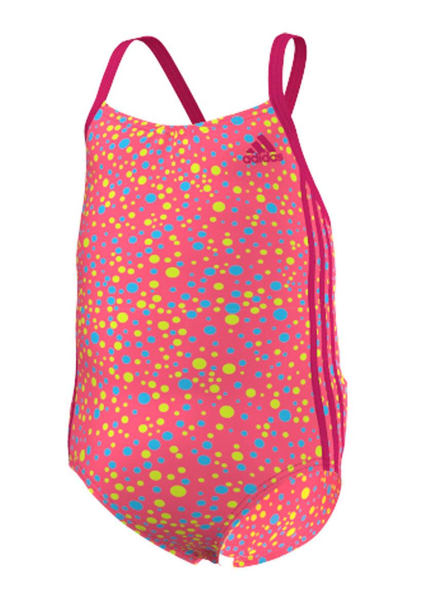 女童連身泳衣