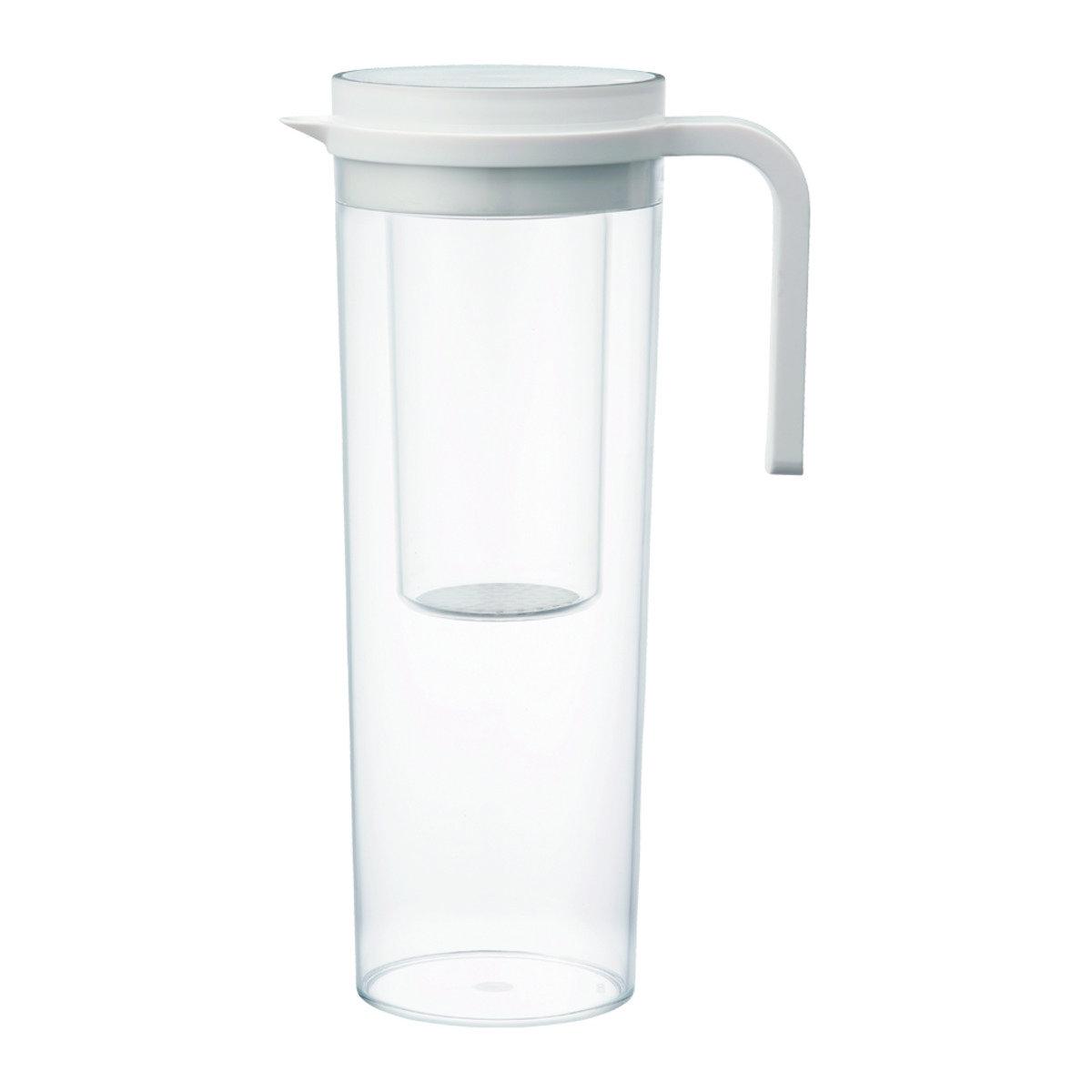 PLUG 冰茶壺 白色
