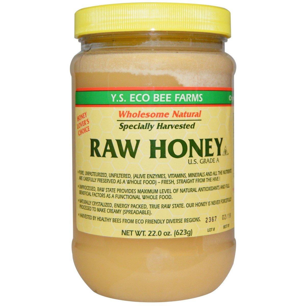 美國頂級蜂蜜(不經加工原蜜)