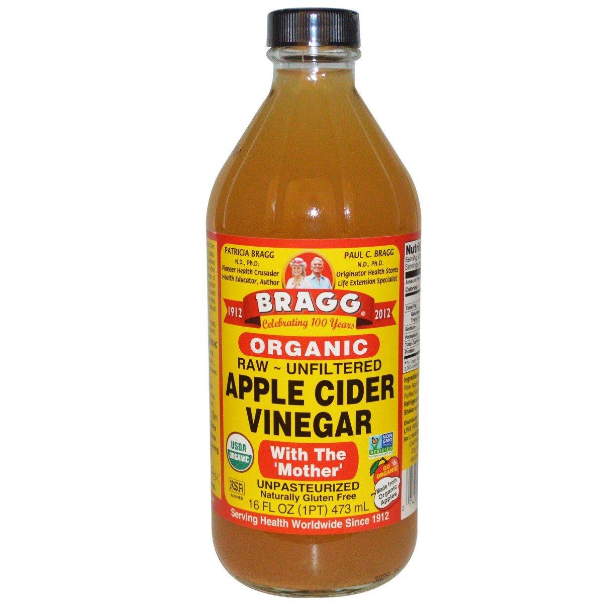 有機蘋果醋 16盎司