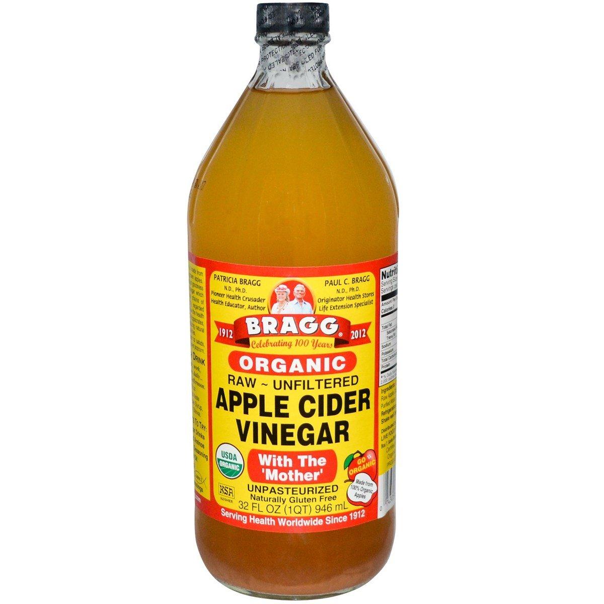 Bragg 有機蘋果醋 32盎司