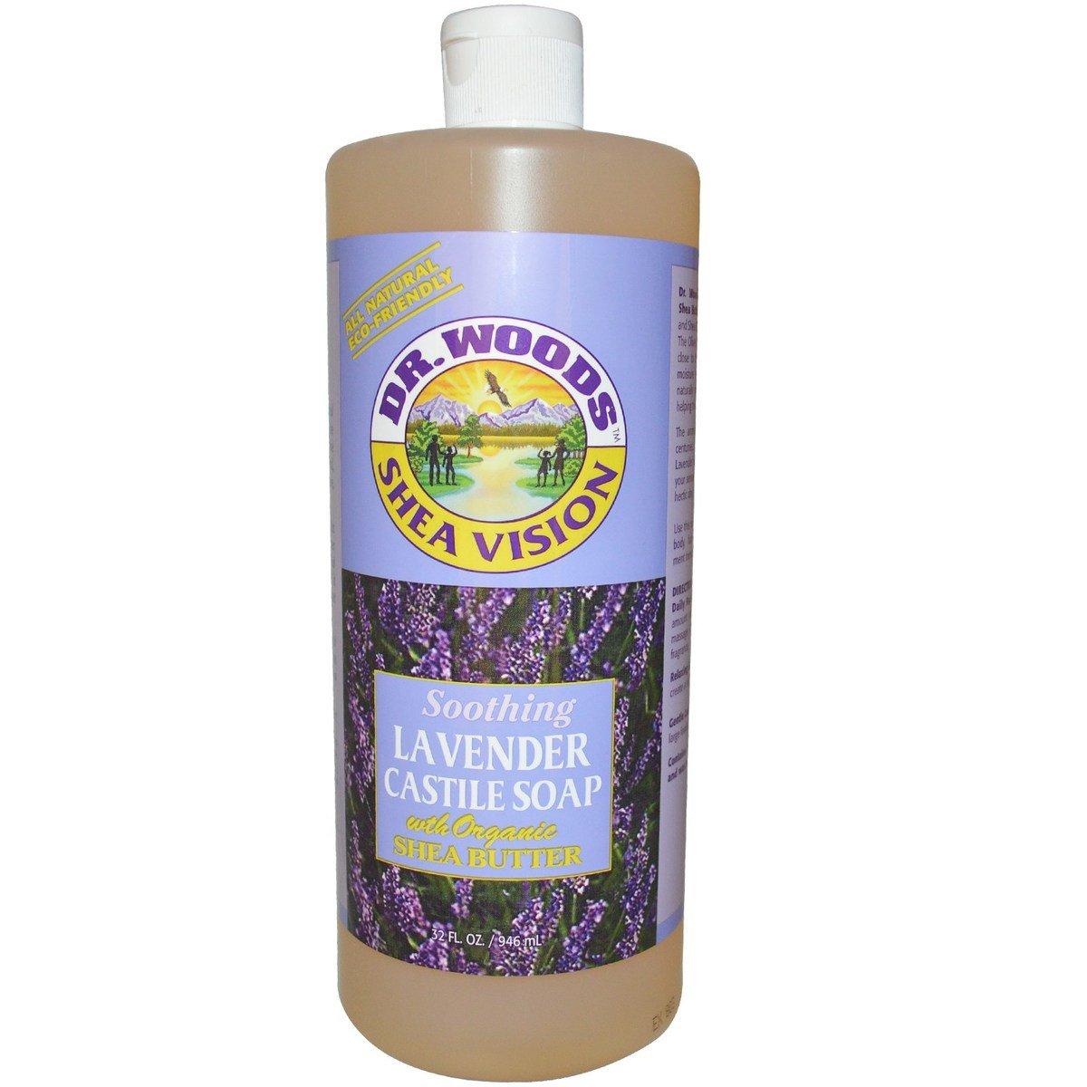 全天然薰衣草皂液(含有機乳木果油)