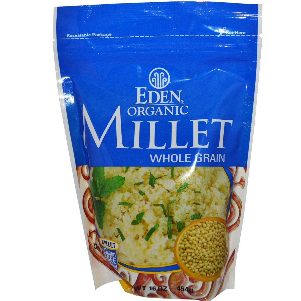 Eden Foods 有機小米 454克
