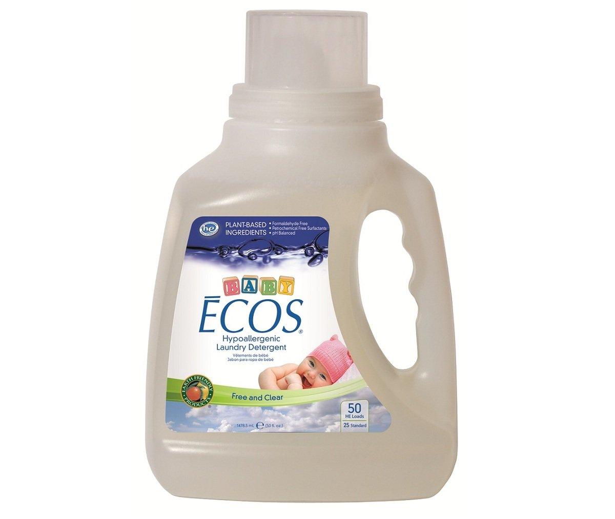嬰兒衣物環保洗潔液-無味 50盎司