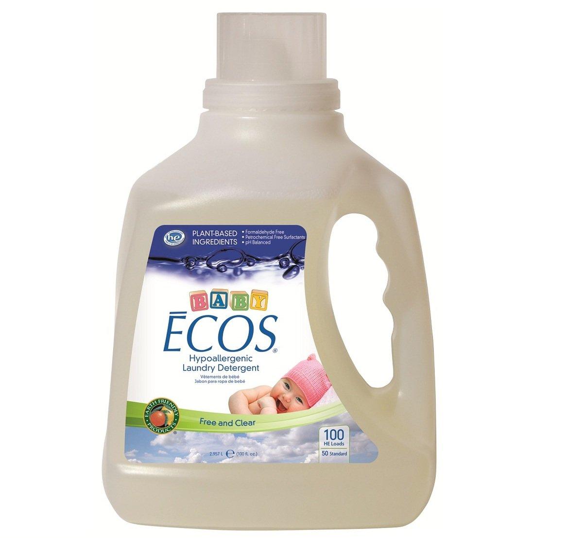 嬰兒衣物環保洗潔液-無味