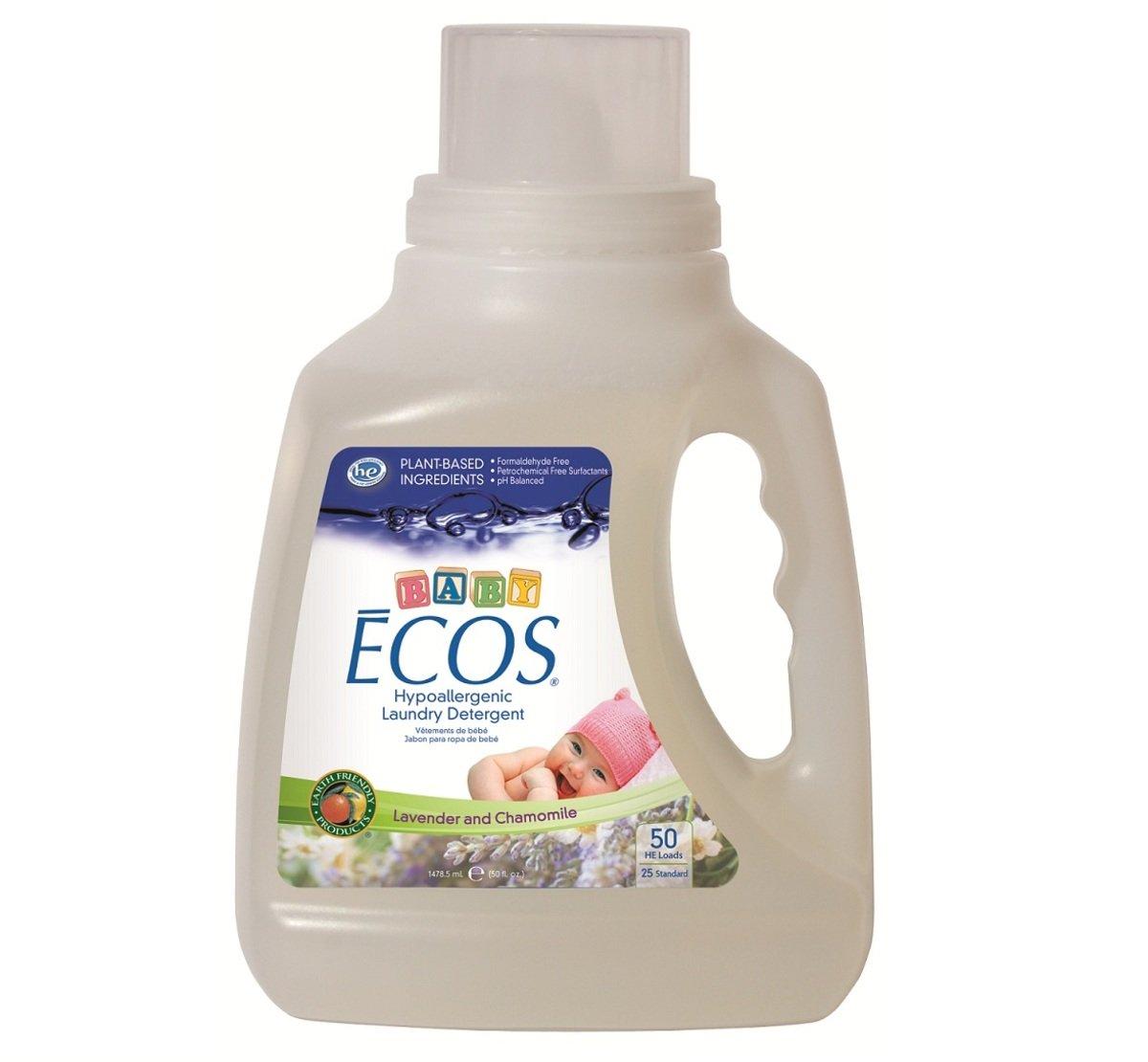 嬰兒衣物環保洗潔液-薰衣草及洋甘菊 50盎司