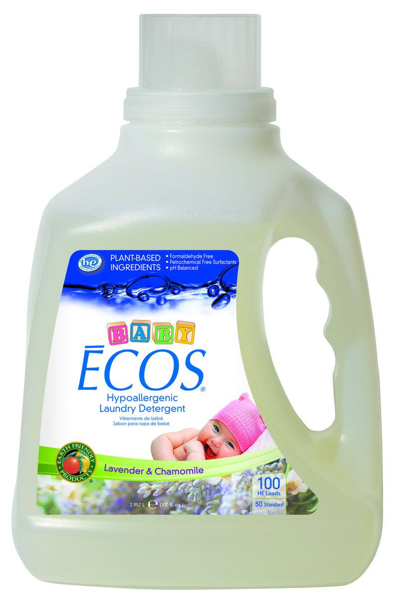 嬰兒衣物環保洗潔液-薰衣草及洋甘菊