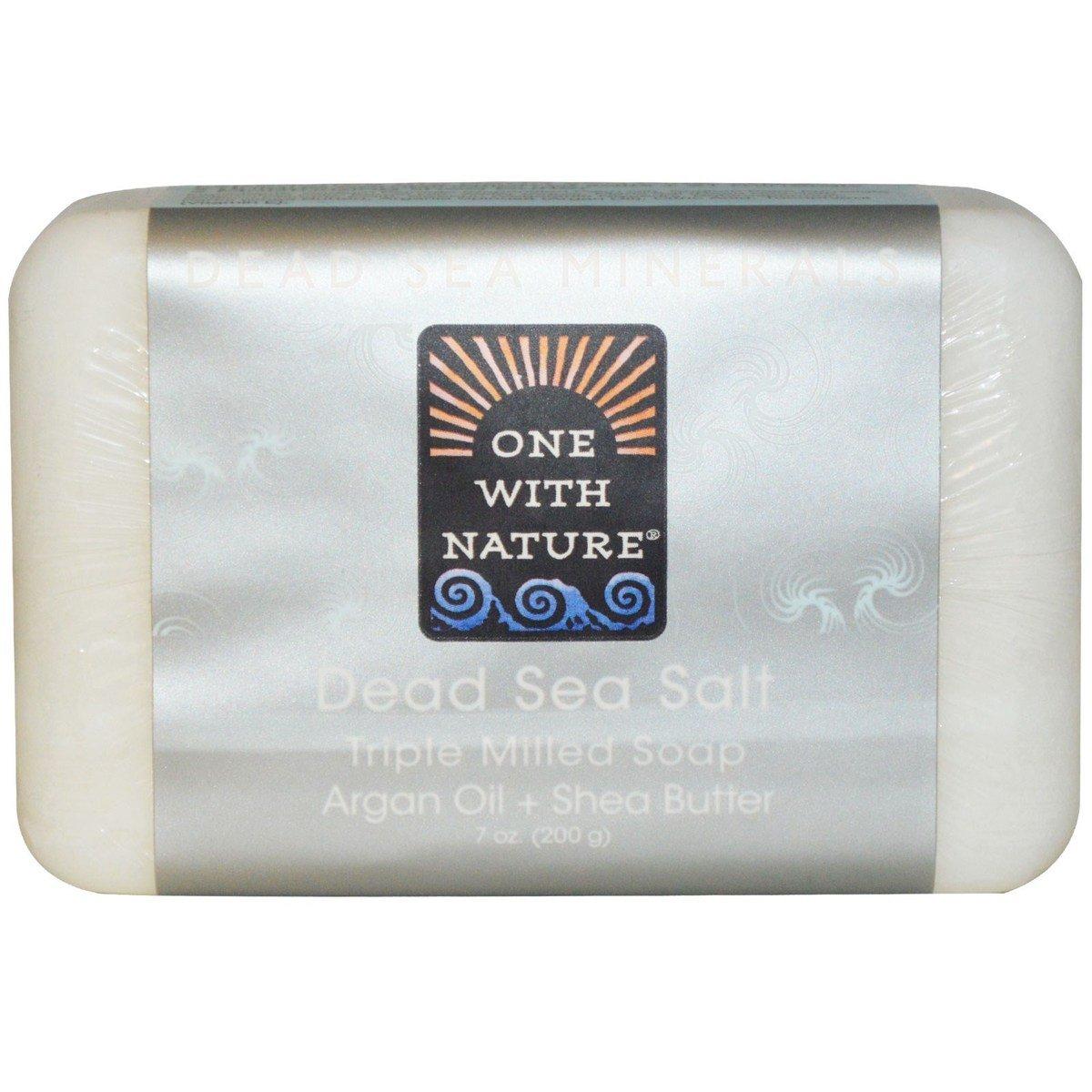死海礦物海鹽香皂
