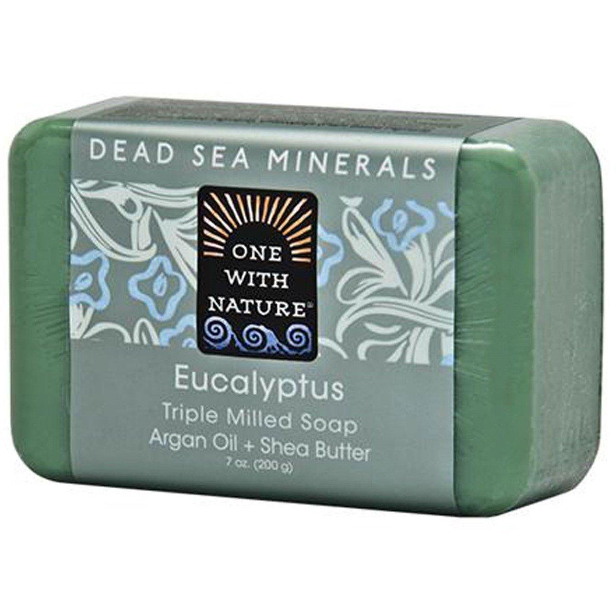 One with Nature 死海礦物尤加利香皂