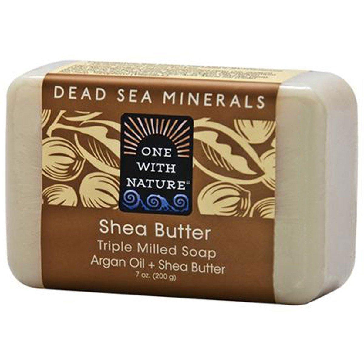 死海礦物乳木果油香皂