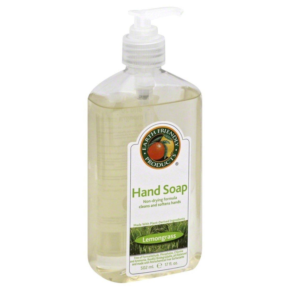 環保洗手液 - 檸檬香茅 (17oz)