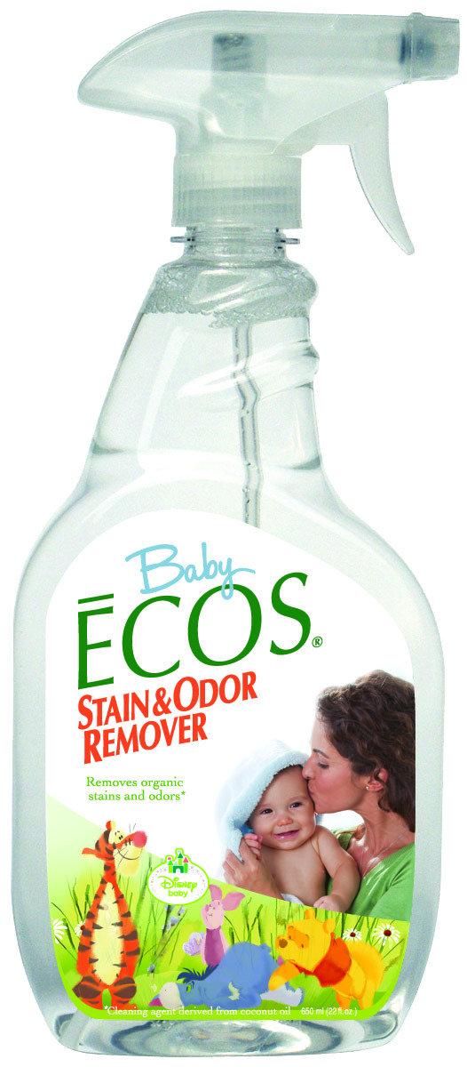 Earth Friendly 嬰兒迪士尼環保去污及除臭劑 22盎司