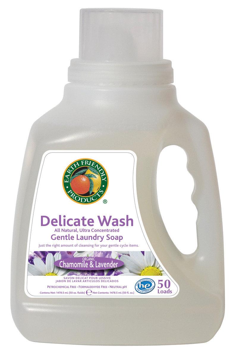 柔嫩衣物環保洗衣液 (50oz)