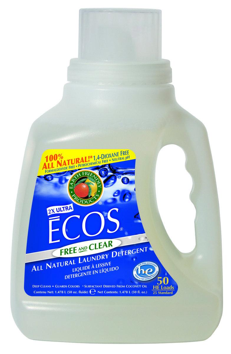 環保洗衣液 - 無味(50oz)