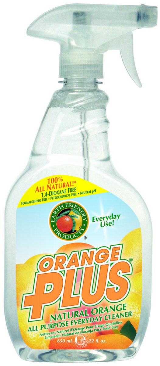 香橙強效多用途環保清潔劑 (22oz)