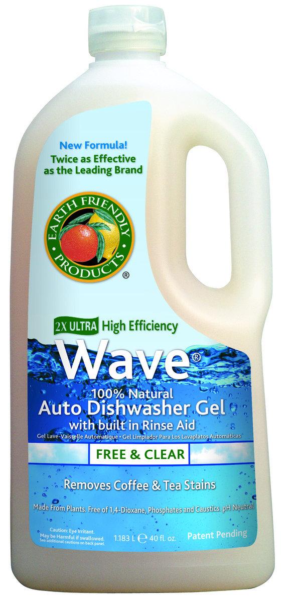 有效環保洗碗機清潔液-無味 (40oz)