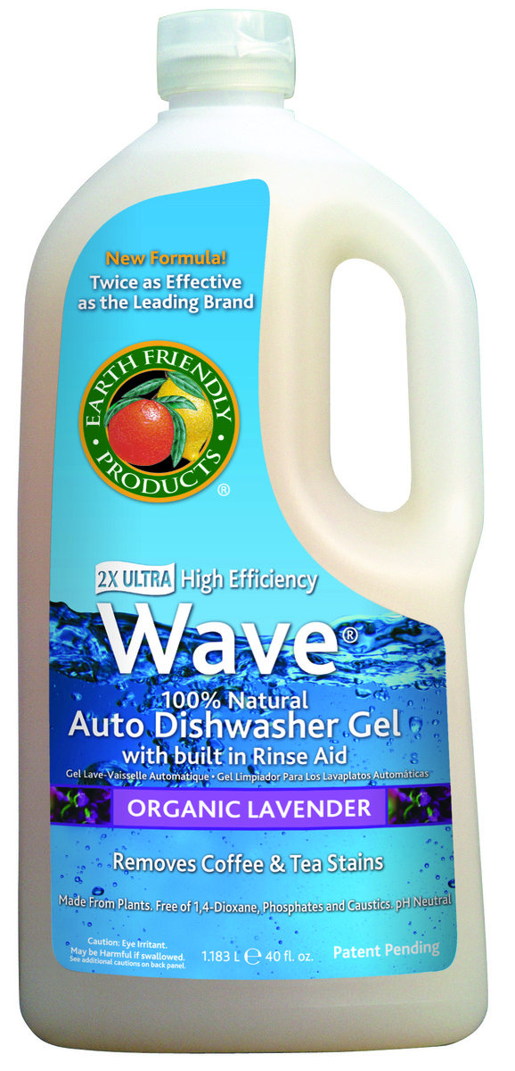 有效環保洗碗機清潔液-薰衣草 (40oz)