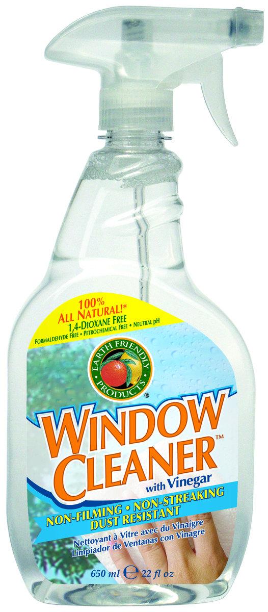 環保窗戶玻璃清潔劑 - 天然醋 (22oz)