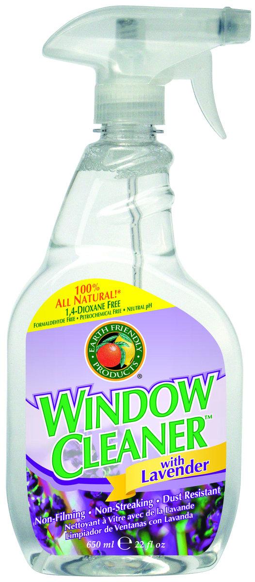 環保窗戶玻璃清潔劑 - 薰衣草 (22oz)