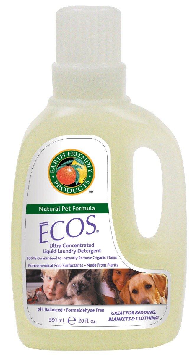 Earth Friendly 寵物洗衣液 20盎司