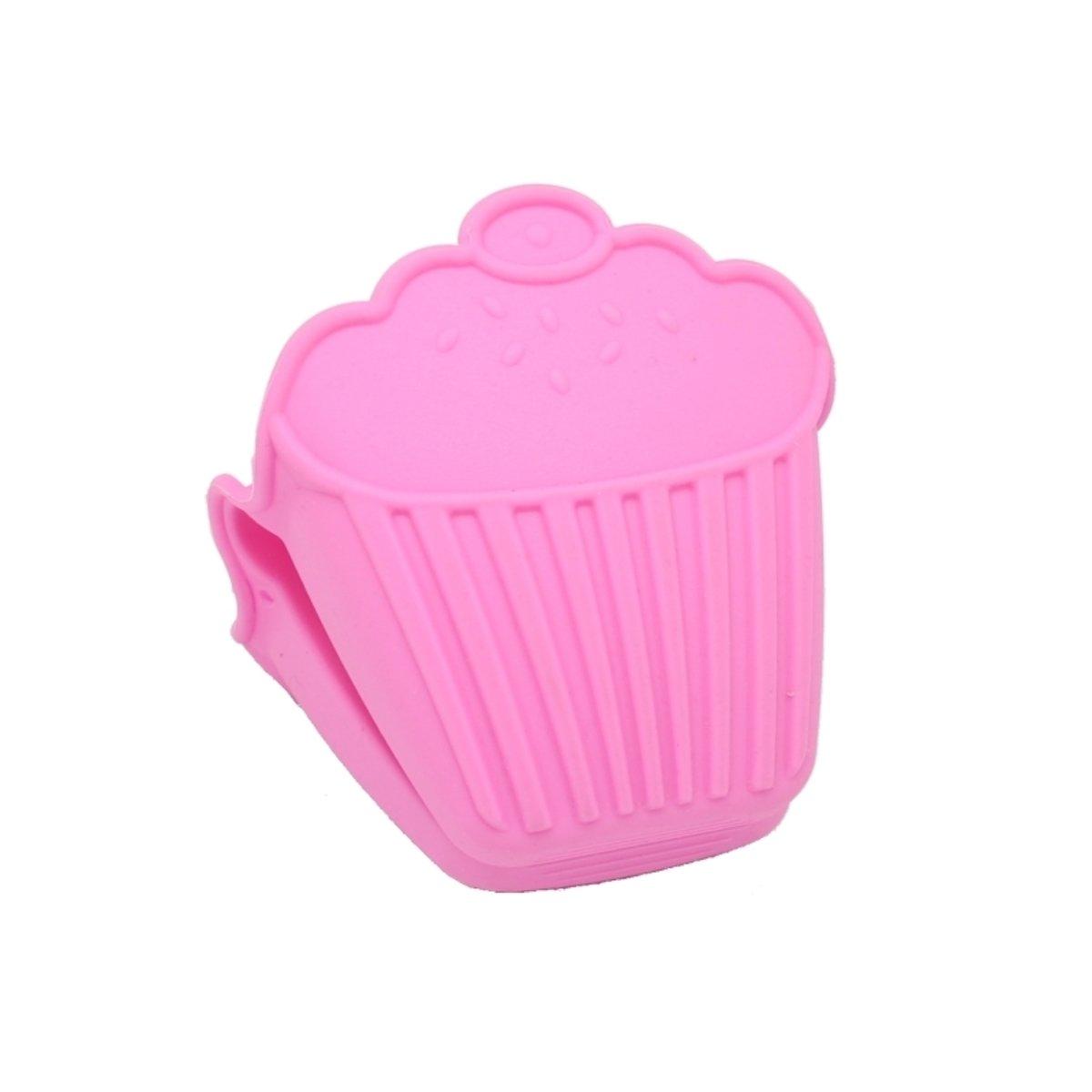 鍋耳 (硅膠)-粉紅色