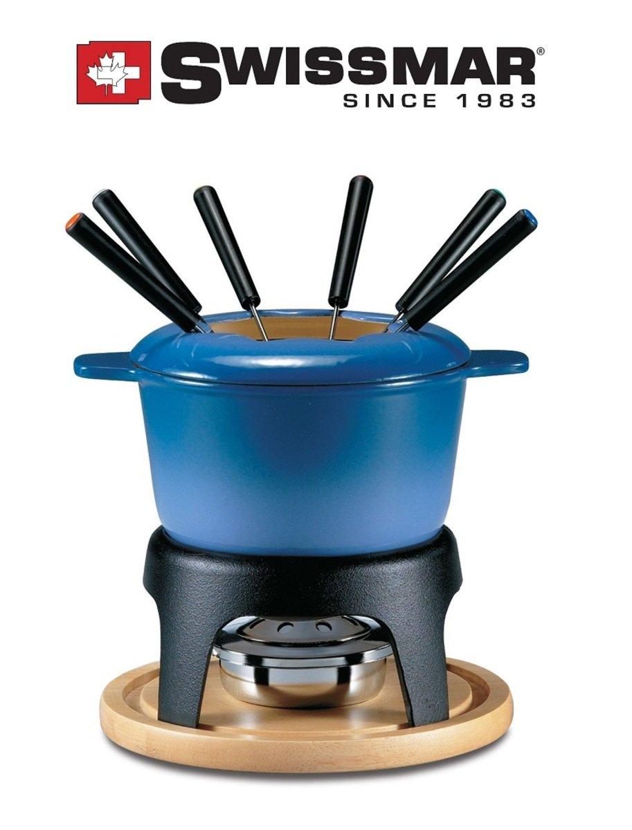 Swissmar Sierra 火鍋套裝-藍色