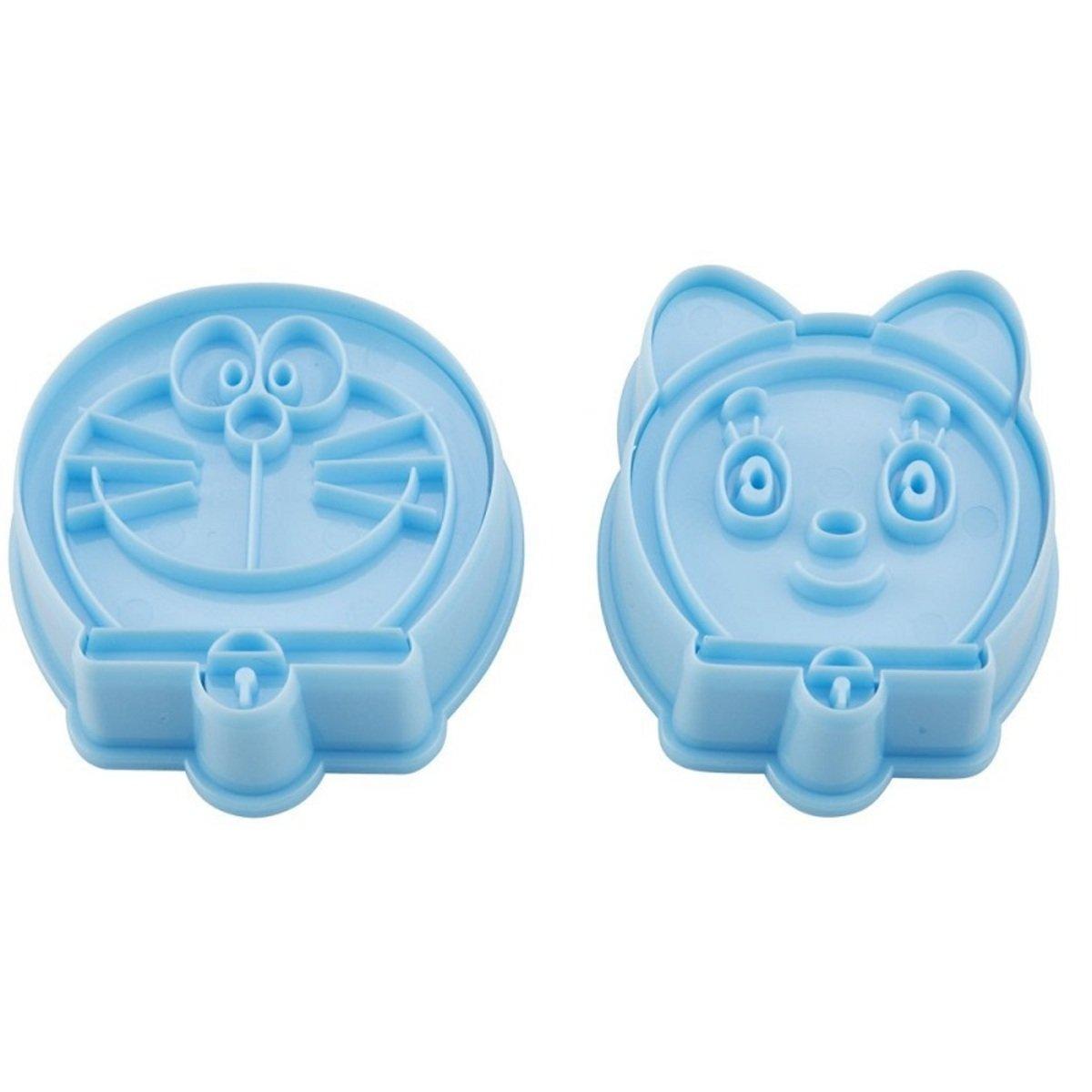 DN-0300 Doraemon 曲奇模 (2件裝)