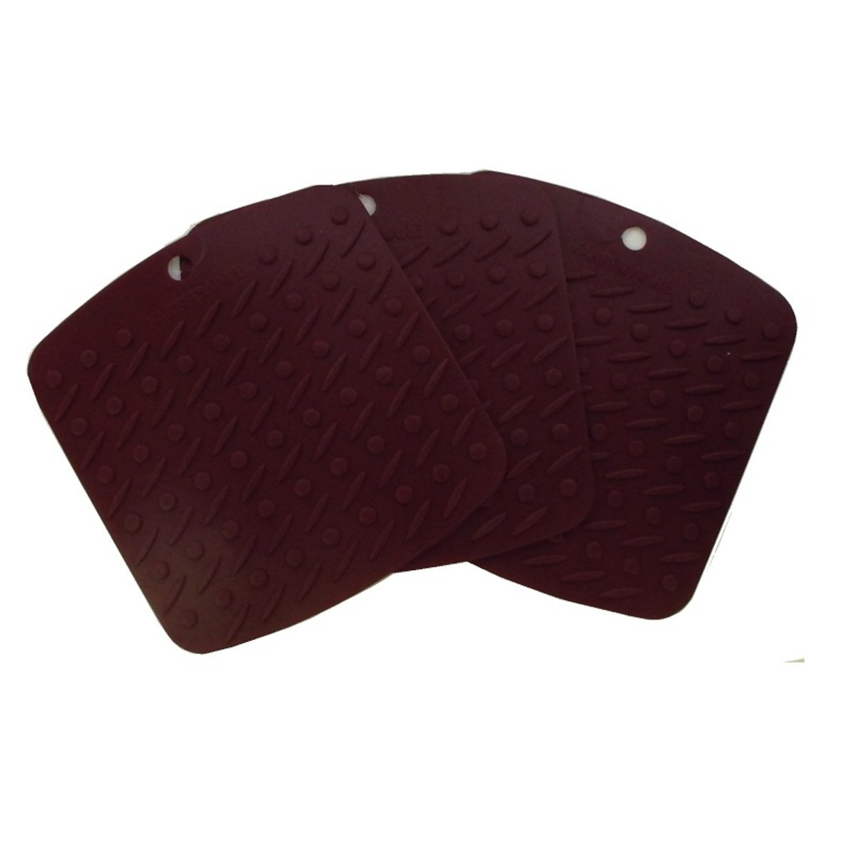 多功能耐熱墊/鍋墊 (硅膠材料)-紫色