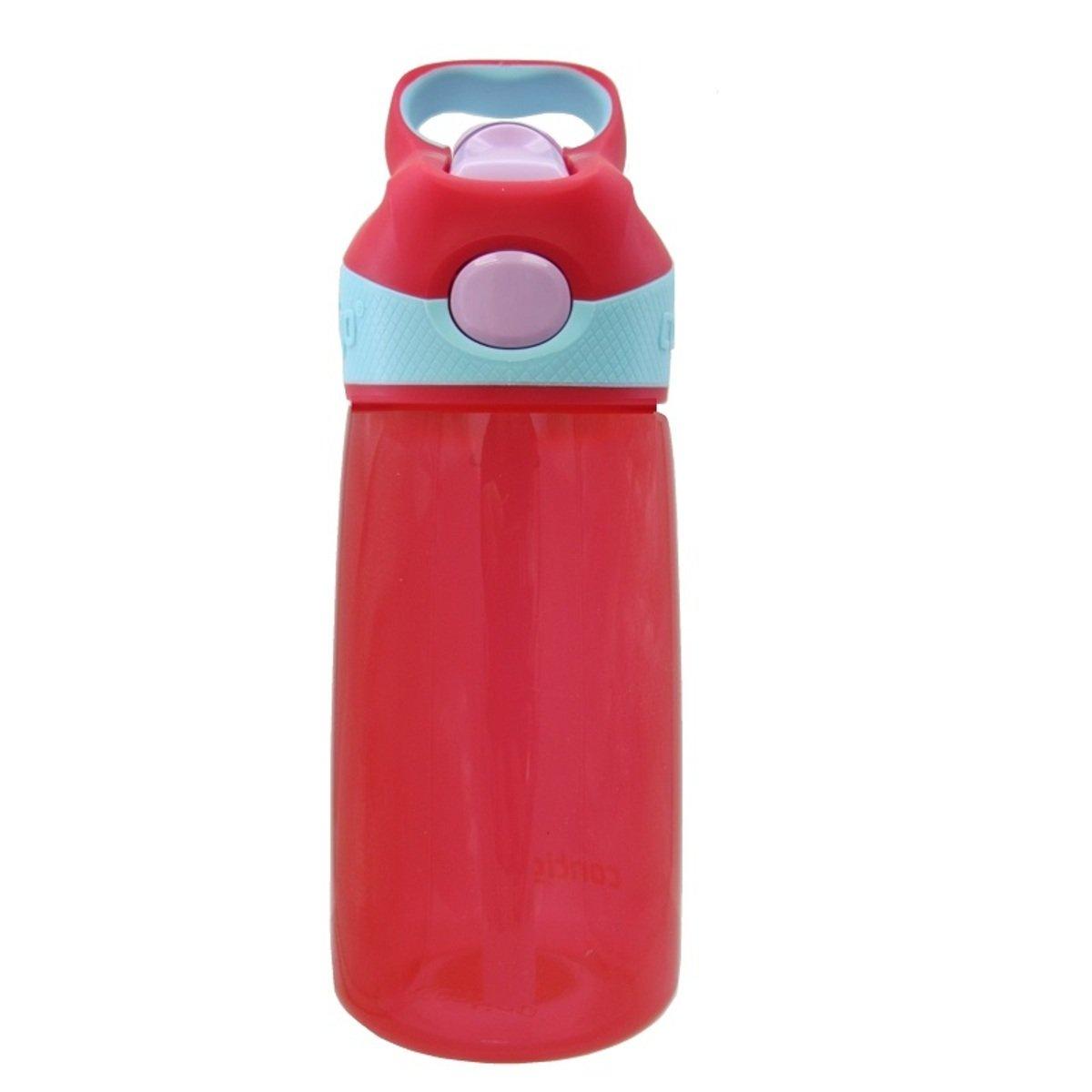 Striker 兒童吸管杯 - 紅色