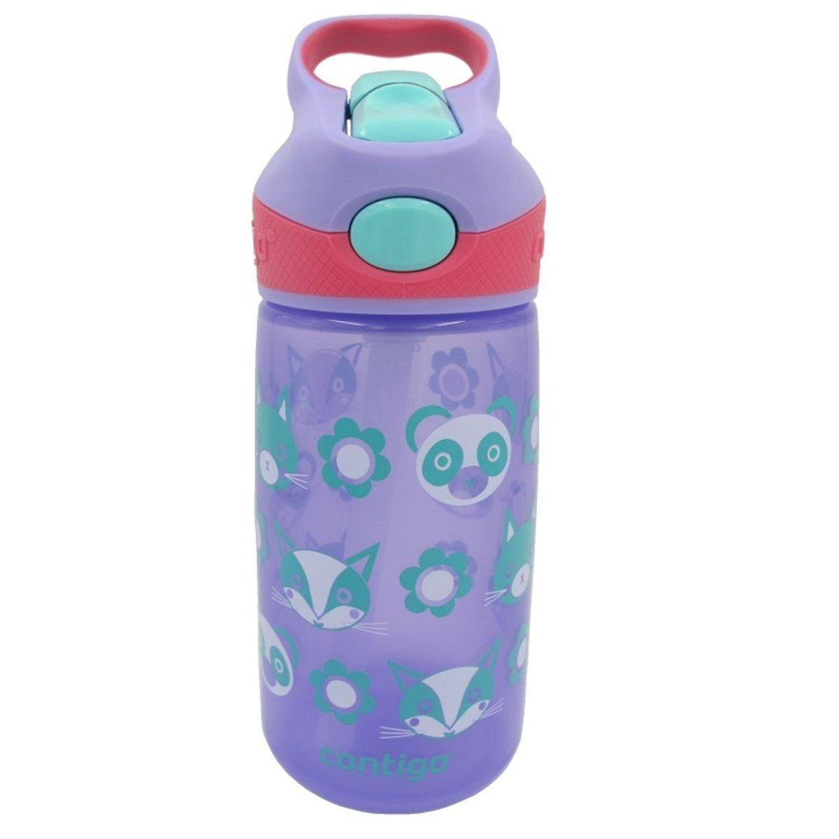 Striker 兒童自動吸管杯 - 小動物