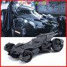 蝙蝠俠對超人:正義曙光合金蝙蝠車 1比24 啞灰色