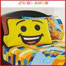 單人床單3件套 - LEGO MOVIE (適合3'x6'床)