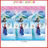 海綿地蓆地墊 -  迪士尼魔雪奇緣 Frozen (L130cm x W200cm)