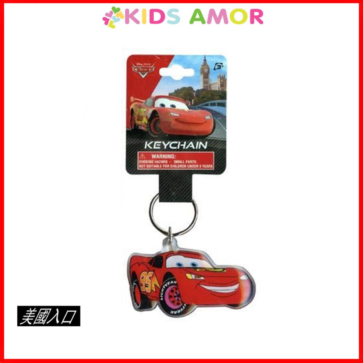 鑰匙扣/書包扣 - 迪士尼反斗車王麥坤