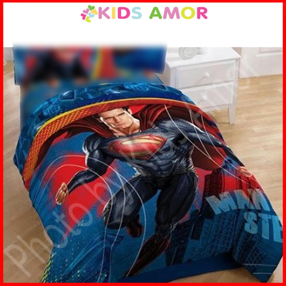 [高清HD]超人冷氣被 - 單人尺寸
