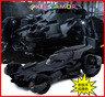 新款!蝙蝠俠對超人1:24正義曙光合金蝙蝠車-啞黑色