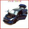 狂野時速7 - Brian's 合金 1/24 日產 Nissan GT-R R35 藍色