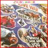 限量發售!Marvel 美國隊長3 Captain America Ironman 海綿貼紙