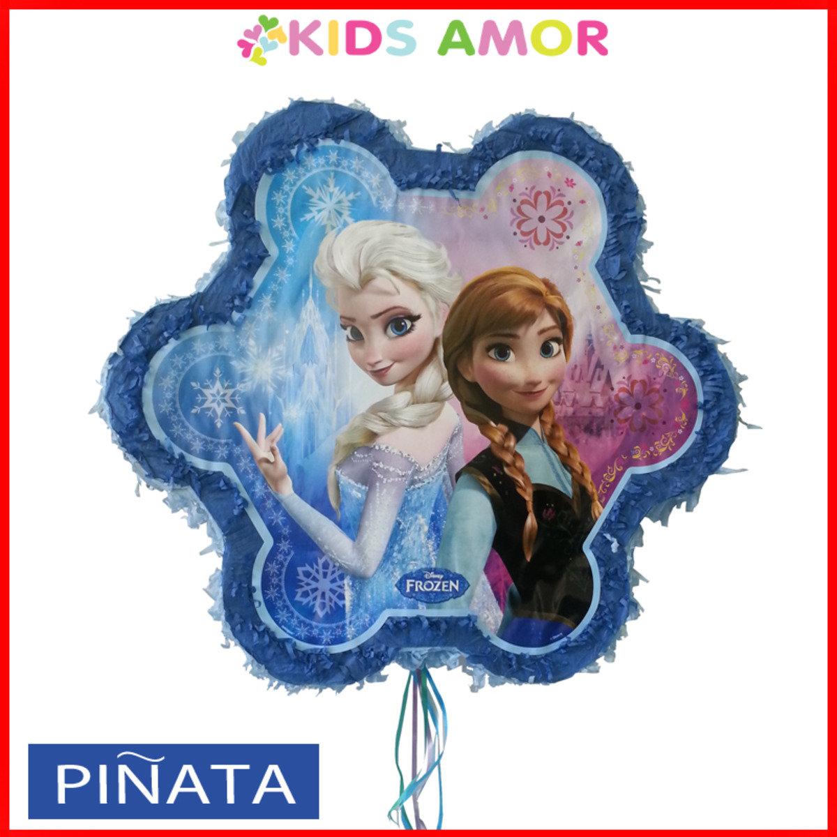 迪士尼魔雪奇緣Pinata